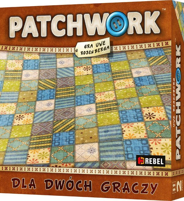 Patchwork Rebel 1