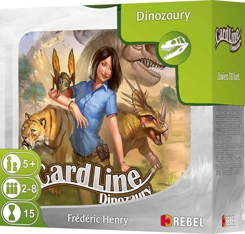 Cardline Dinozaury zdjęcie