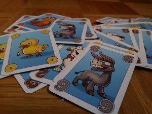 Karty ze zwierzakami