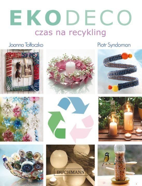 Ekodeco czas na recykling okładka